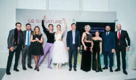 Юдашкина, Чехова, Белоцерковская оценили совместный проект LG и дизайнера Алессандро Мендини
