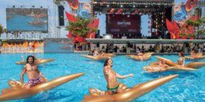 Отель Mulia представляет зажигательную летнюю вечеринку Rapture
