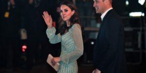Кейт Миддлтон в мерцающем платье в очередной раз доказала, что достойна стать королевой