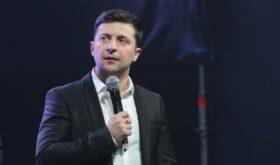 СМИ провозгласили победу Владимира Зеленского на выборах президента Украины