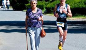 Один час бодрого движения в неделю снижает риск инвалидности на 85%