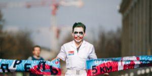 Джокер на финише: в «Лужниках» открыли беговой сезон