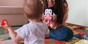 Нюша рассекретила имя дочери и впервые показала ее лицо
